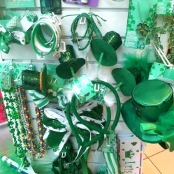 ....also find all THIS at Claire's Portage Place - all the fun & goofy gear you could want.