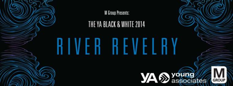 Young Associates Black & White 2014 River Revelry