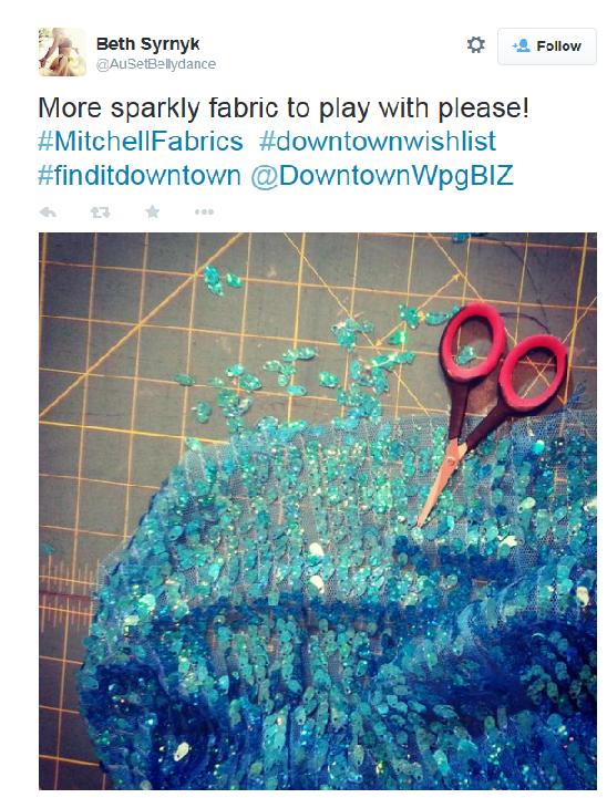 belly dance fabric
