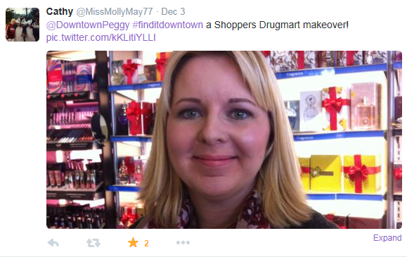 shoppers makeover