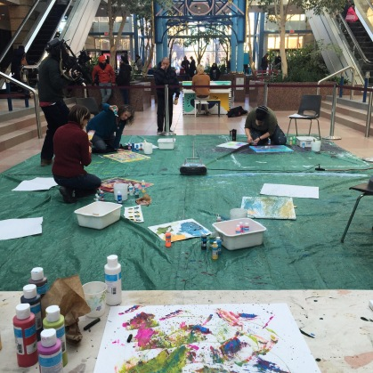 Artbeat at Portage Place