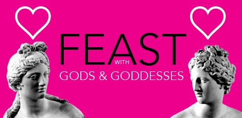 feast with goddesses