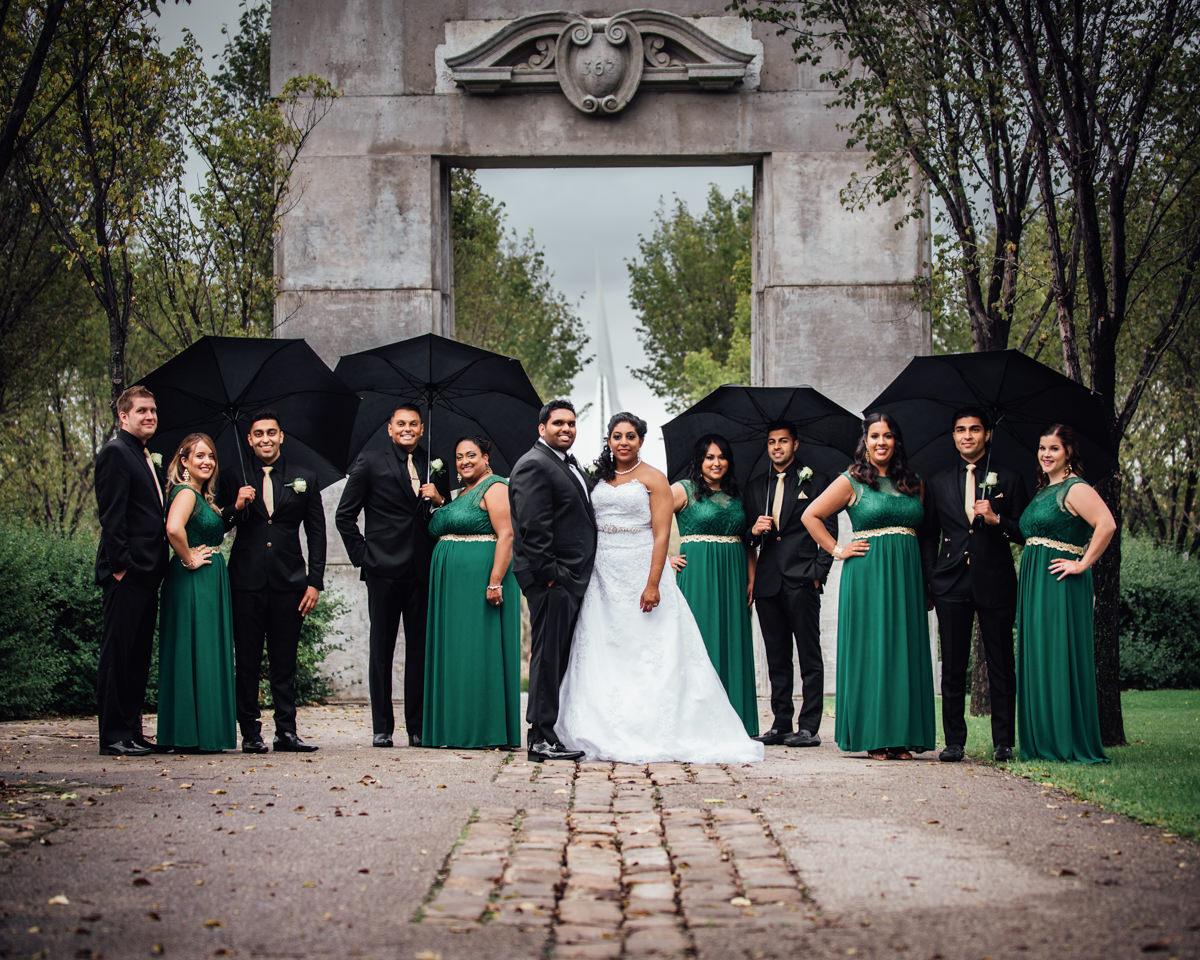 Wedding Photography In Winnipeg: Top Downtown Winnipeg Locations For Wedding Photos