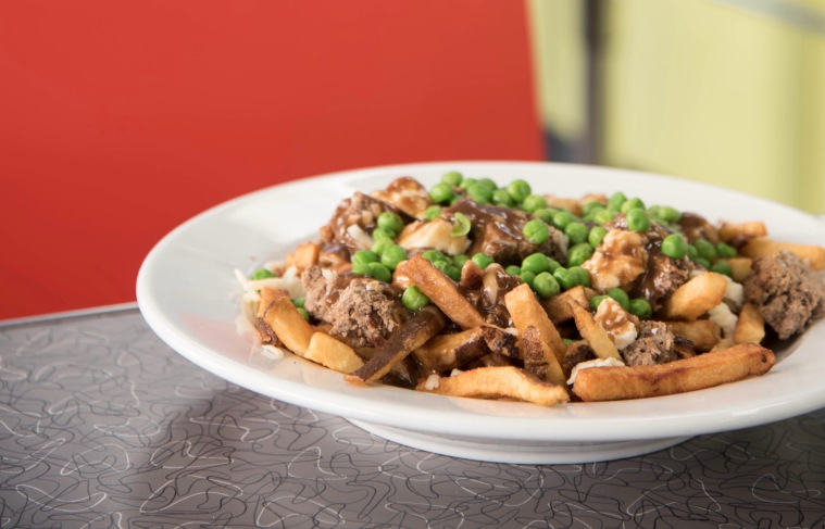 Shepherd's Pie Poutine-White Star Diner-2