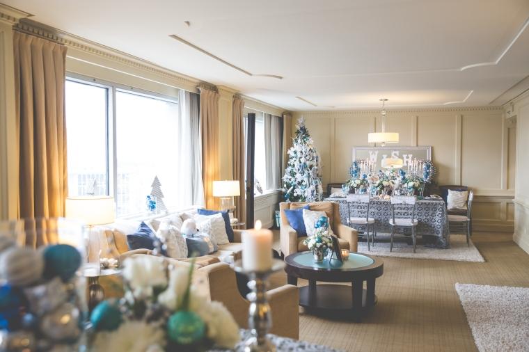 Fairmont Santa Suite