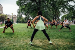 Fitness in the Park 1